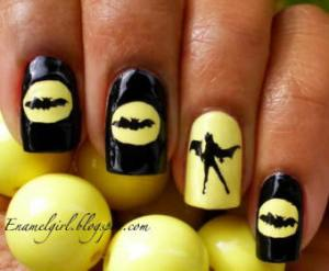 bat_girl_nail_art_halloween