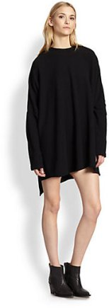 OAK Oversized Sweatshirt Dress